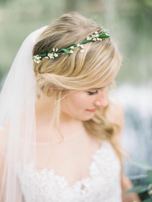 Charleston Floral Crown
