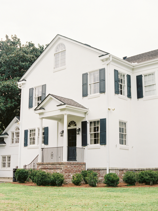 Lowcountry Wedding Portraits at Legare Waring House