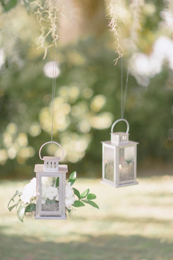 Myrtle Beach wedding lanterns