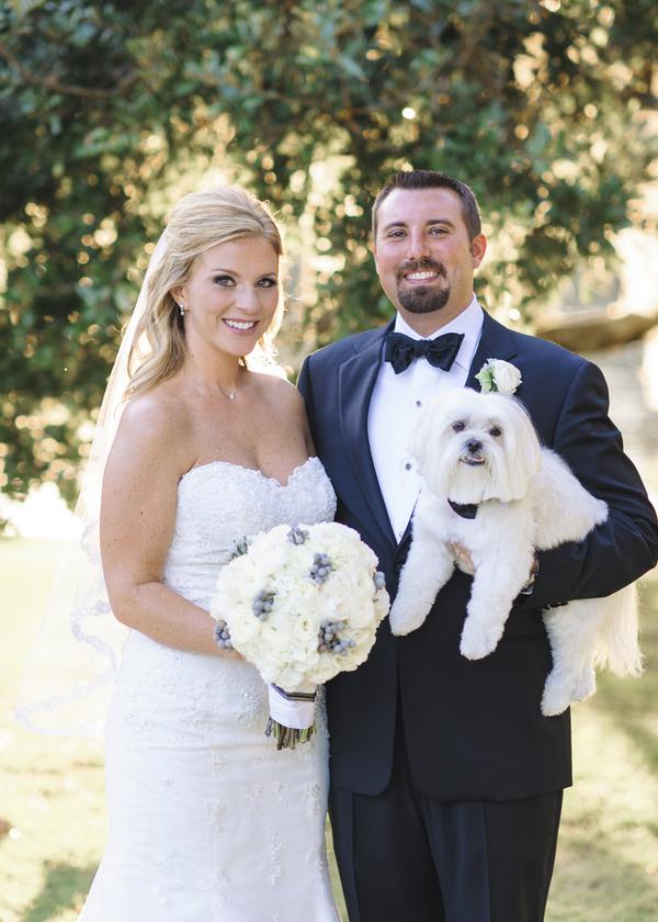 Myrtle Beach destination wedding at Wachesaw Plantation