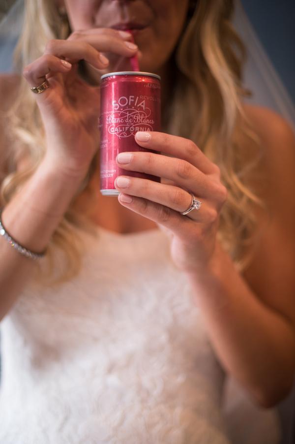 Charleston Bride Getting Ready