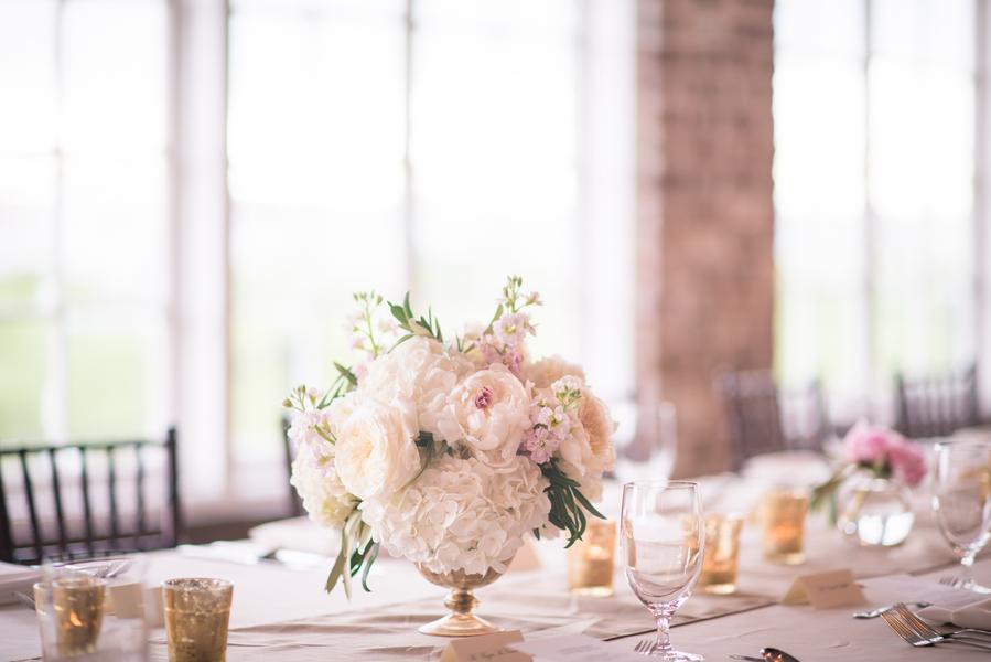 Charleston Wedding Centerpieces