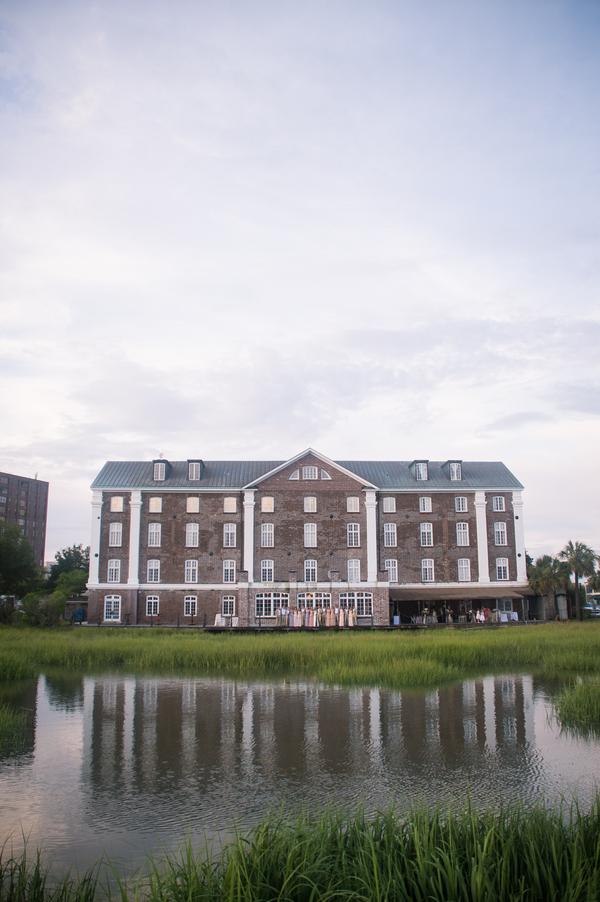 Historic Rice Mill Building wedding