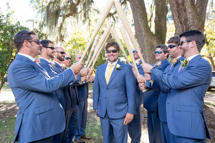 Myrtle Beach Wedding at Sunnyside Plantation