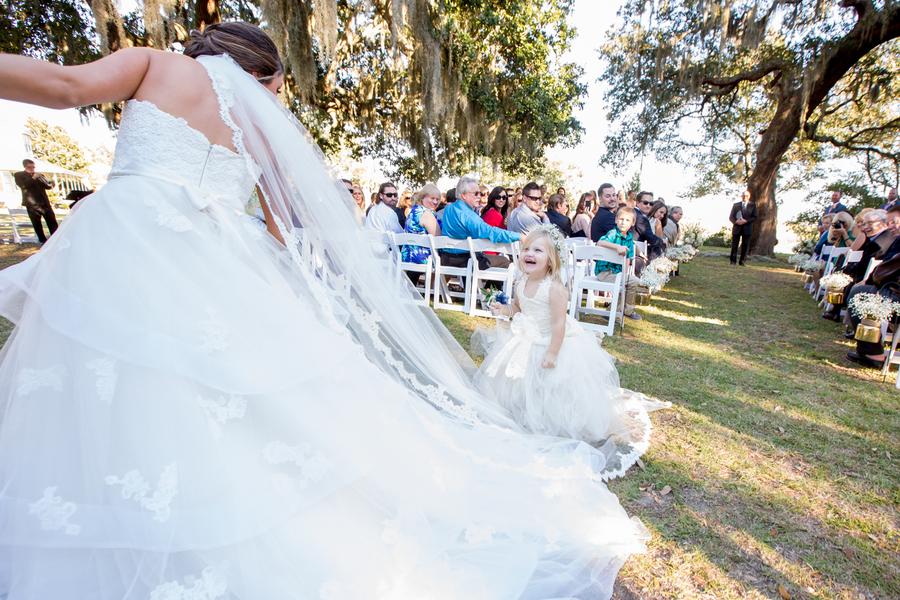 Myrtle Beach Outdoor Wedding Ceremony