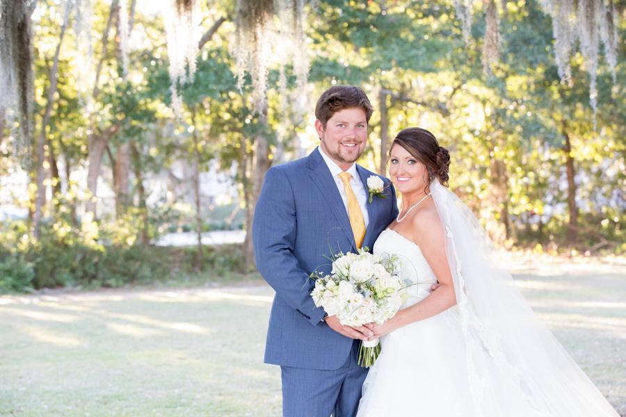 Courtney & Sean's Sunnyside Plantation wedding