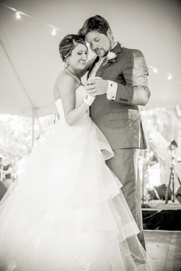 Courtney & Sean's Myrtle Beach wedding by Brooke Christl Photography