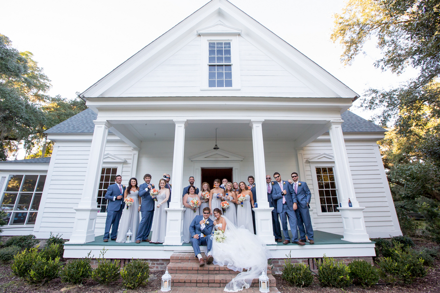 Sunnyside Plantation wedding by Brooke Christl Photography