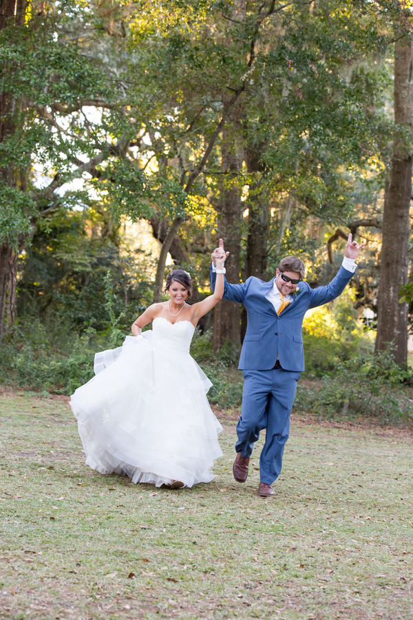 Courtney & Sean's Myrtle Beach wedding at Sunnyside Plantation
