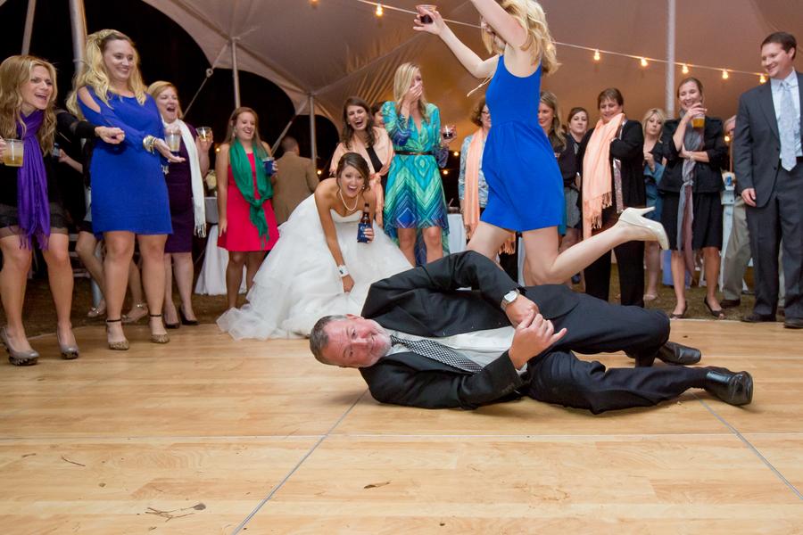 Myrtle Beach wedding reception