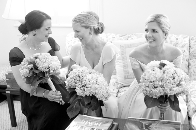 Bridesmaids at Charleston Wedding