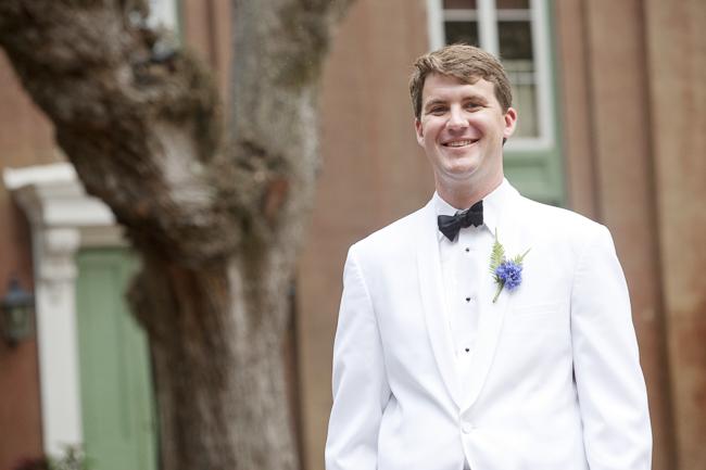 Southern wedding in Charleston, SC