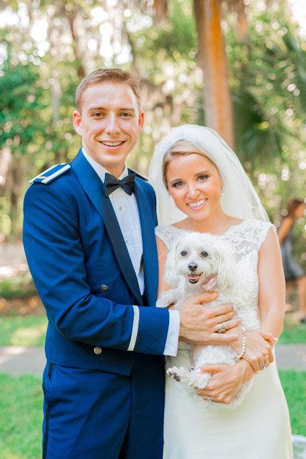 Chelcie & Harley's Lowcountry wedding in Beaufort, SC