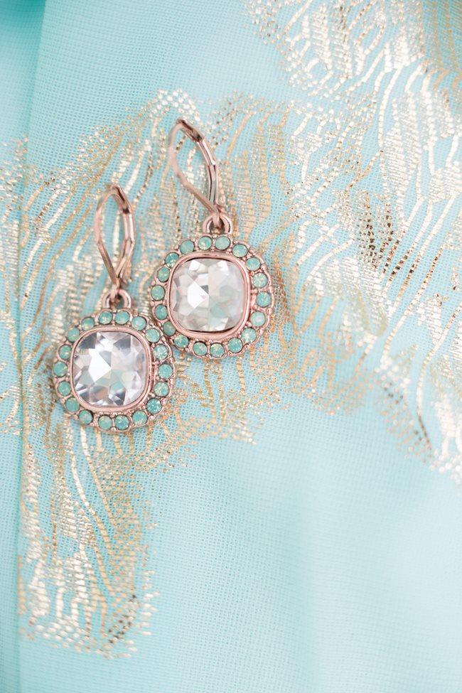 Savannah Wedding earrings