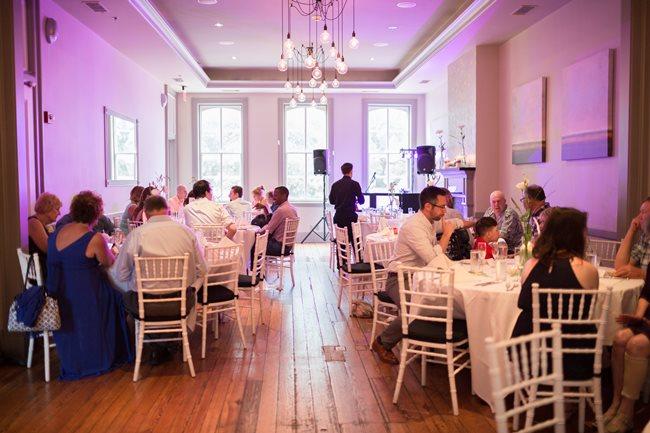 10 Downing Wedding reception in Savannah, GA by Lyndi J Photography