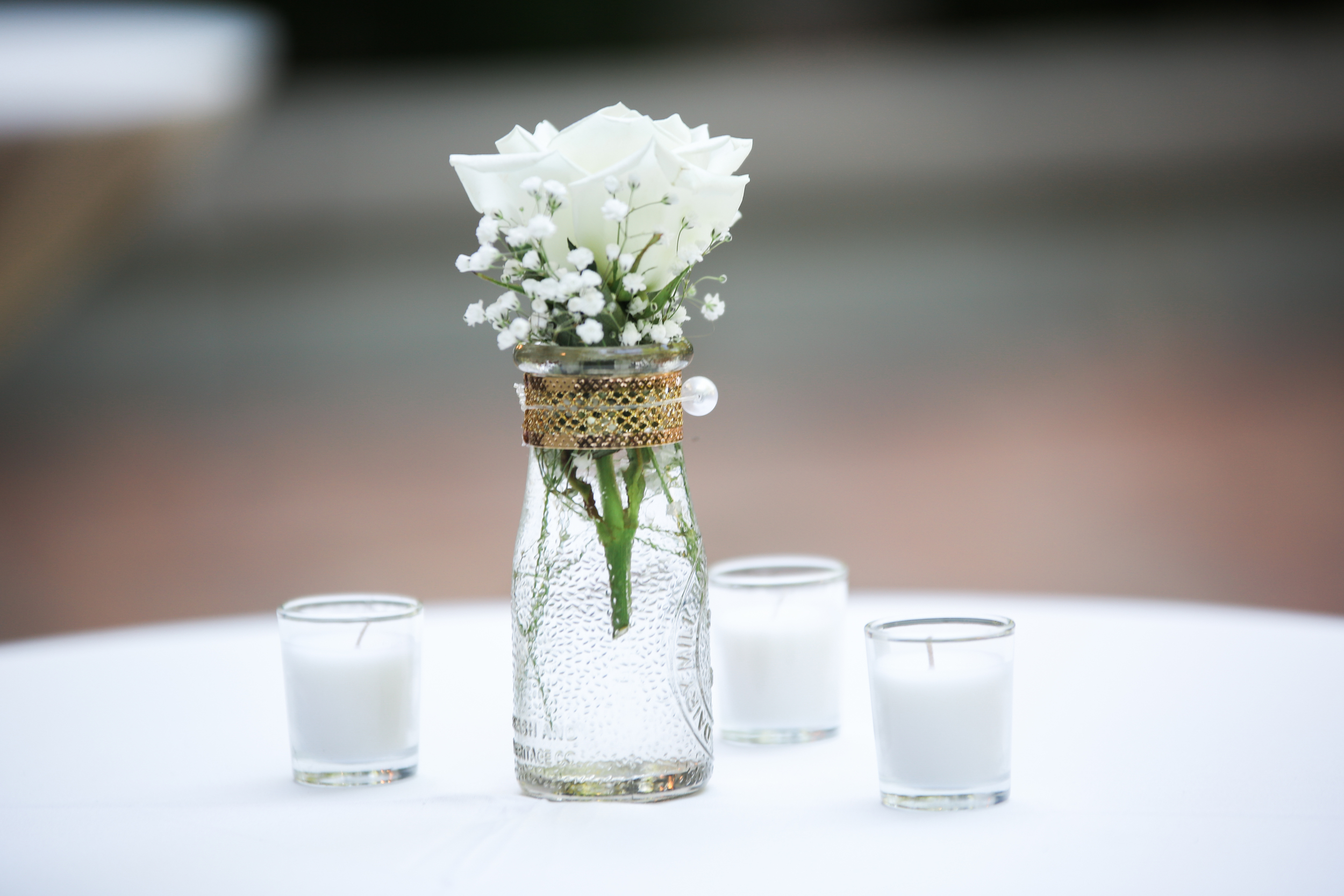 South Carolina Wedding details at The Lace House