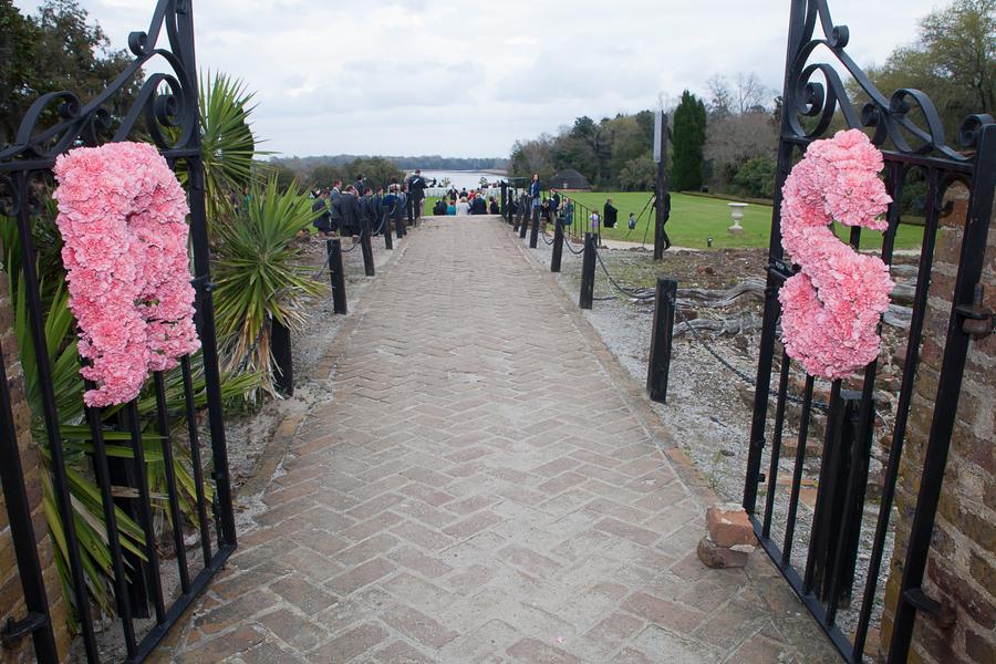Middleton Place Wedding Ceremony