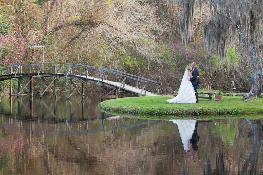 Pink Middleton Place wedding in Charleston, SC by MCG photography and Engaging Events