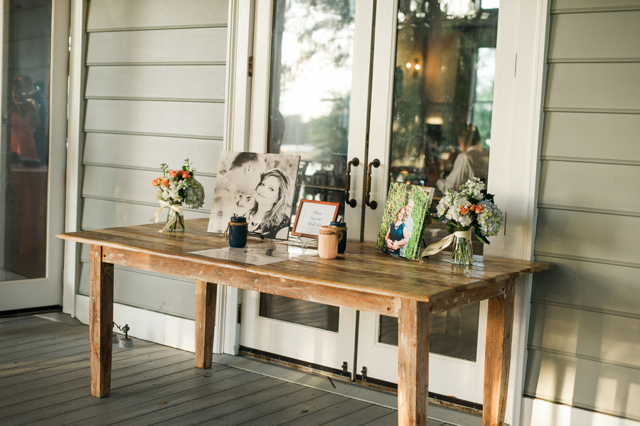 Creek Club at I'On wedding in Charleston, SC by Alyona Photography