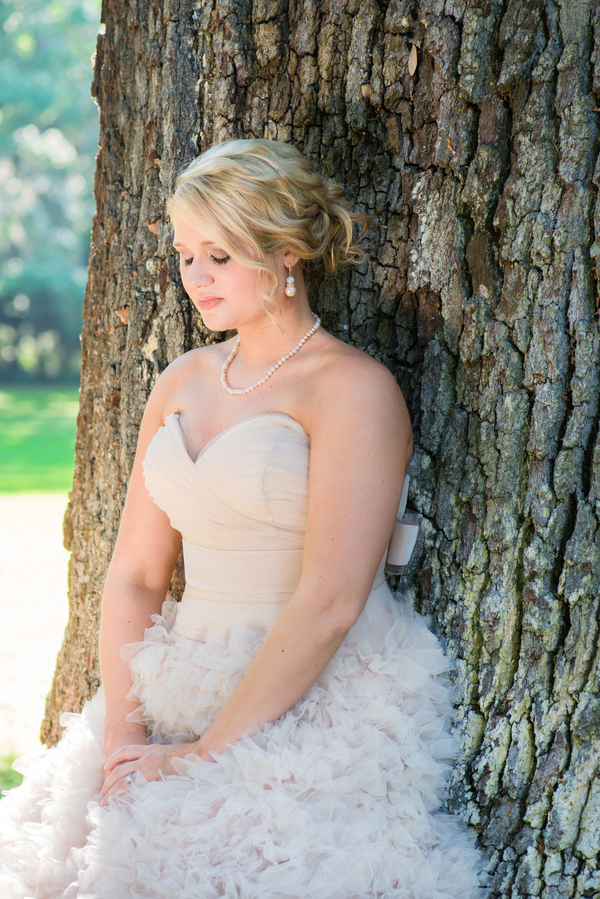 Charleston wedding portraits at Legare Waring House by Fabulous Fete