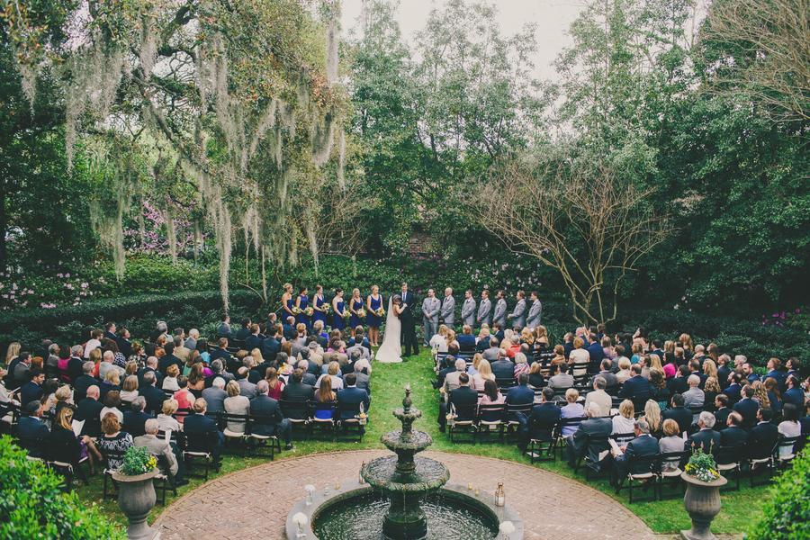 Governor Thomas Bennett House wedding by Mingle Charleston