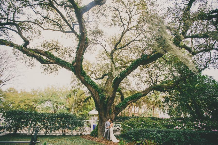 Thomas Bennett House wedding in Charleston, Sc by Hyer Images