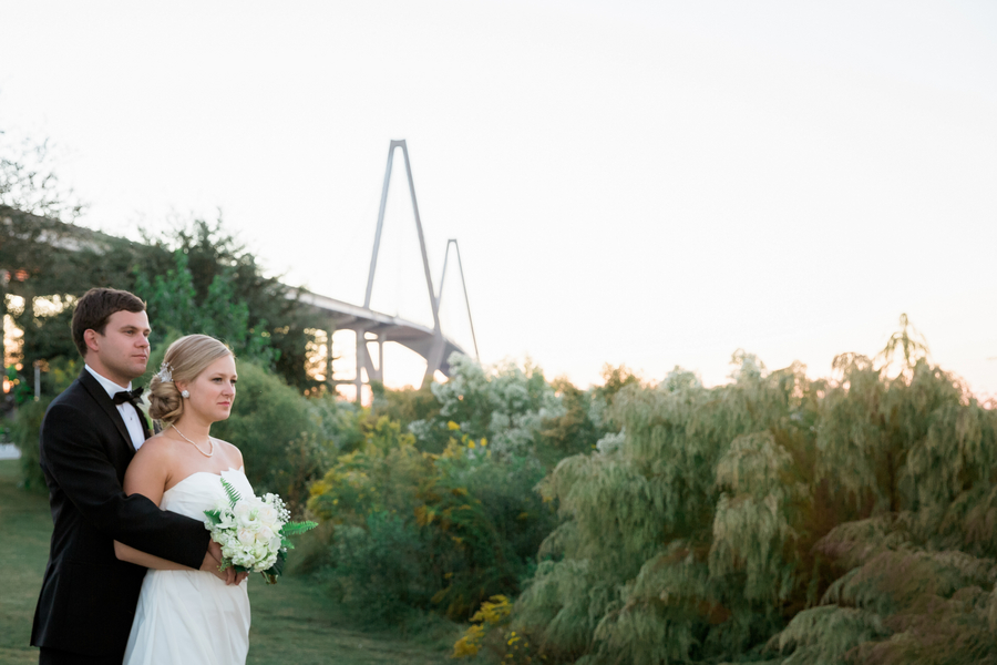 Cooper River Room wedding in Charleston, SC by Judy Nunez Photography