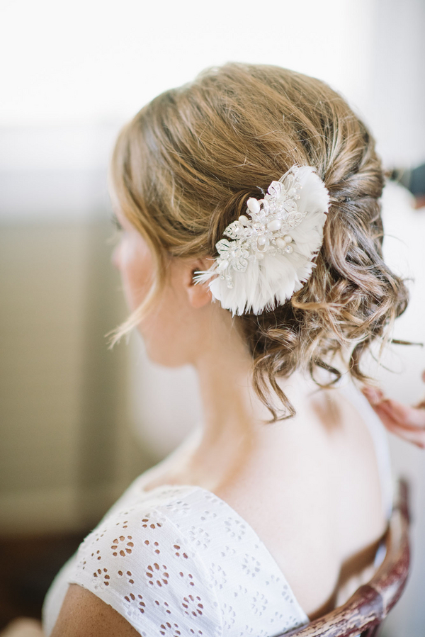 Southern Wedding Hair & Makeup at 403 North Lake Events by Alyson Taylor Events