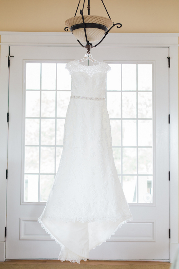 Fripp Island Wedding dress in South Carolina by Riverland Studios