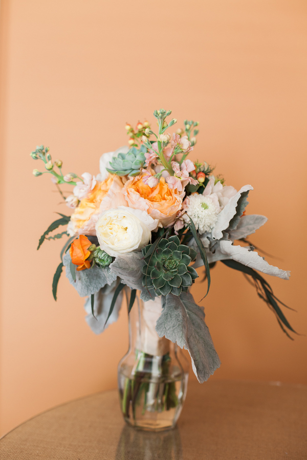 Fripp Island Wedding Bouquet by Riverland Studios