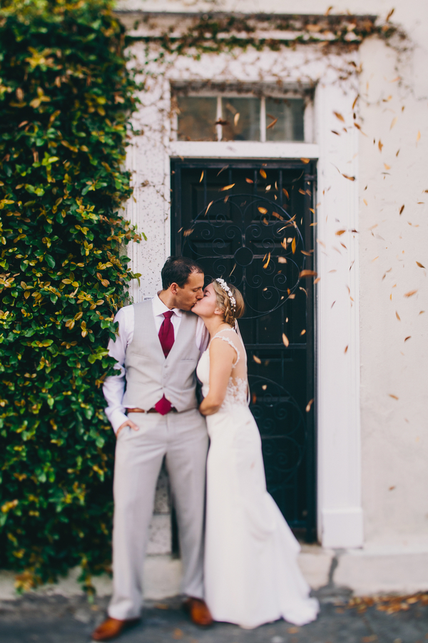 Rice Mill Building Wedding in Charleston, SC by Hyer Images