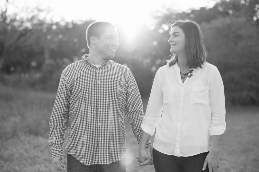 Katie + Ramsey's Bethesda Academy Engagement in Savannah, GA by Chloe Giancola Photography