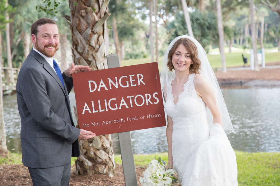 Navy Kiawah Island Golf Resort Wedding by Engaging Events