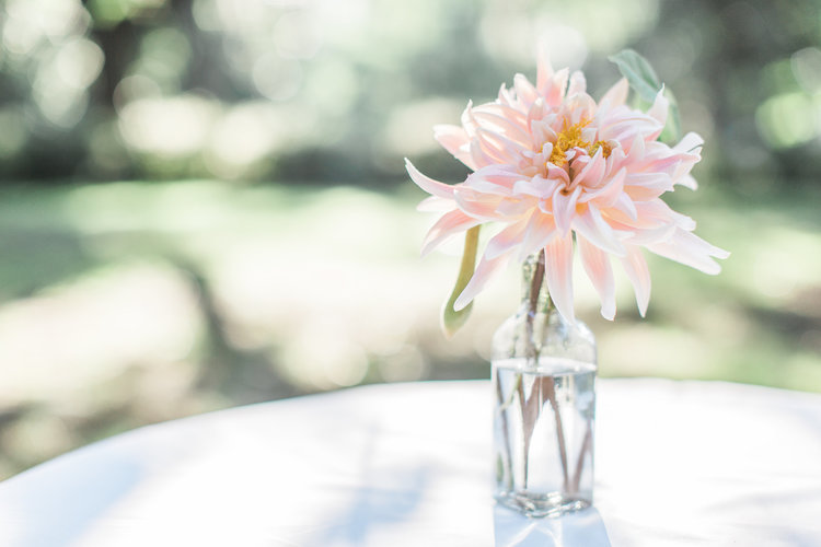 Savannah Wedding Inspiration with pastel flowers by Colonial House of Flowers and Apt B Photography