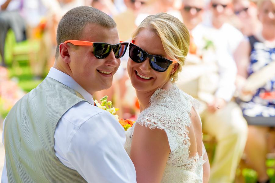 Will + Dana's Middleton Place Wedding Ceremony in Charleston, Sc by Sara Cavallon Celebrations