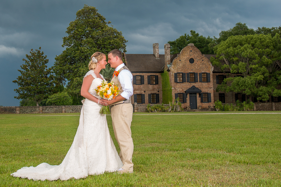 Will + Dana's Middleton Place Wedding Ceremony in Charleston, Sc by Rick Dean Photography