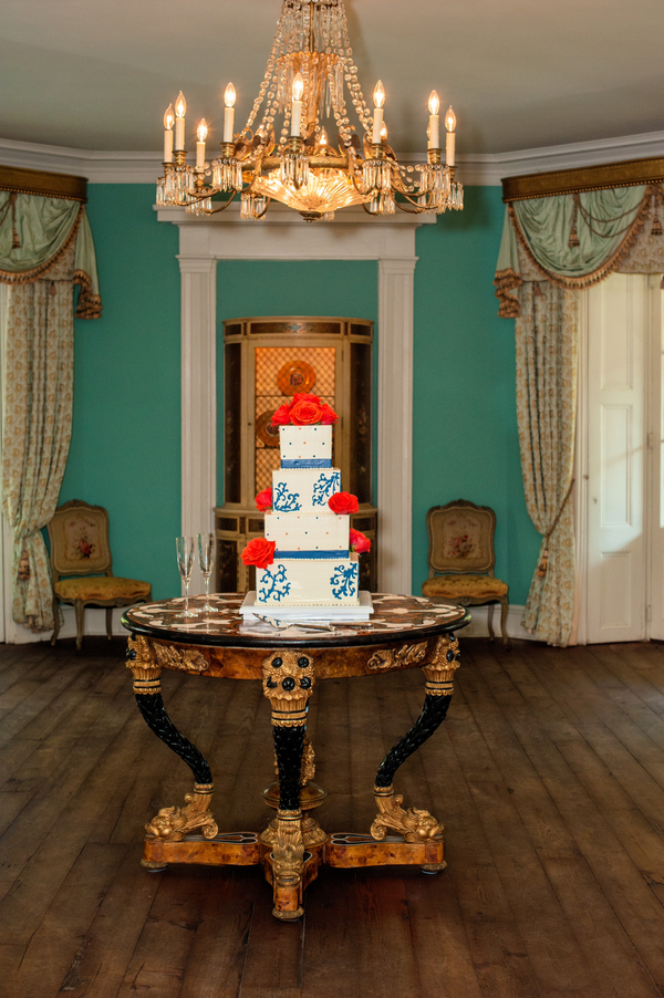 Will + Dana's Charleston wedding at the William Aiken House by Rick Dean Photography