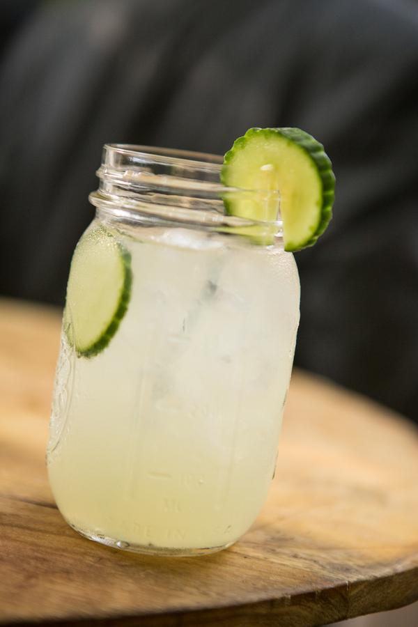 Specialty Drink at Charleston wedding