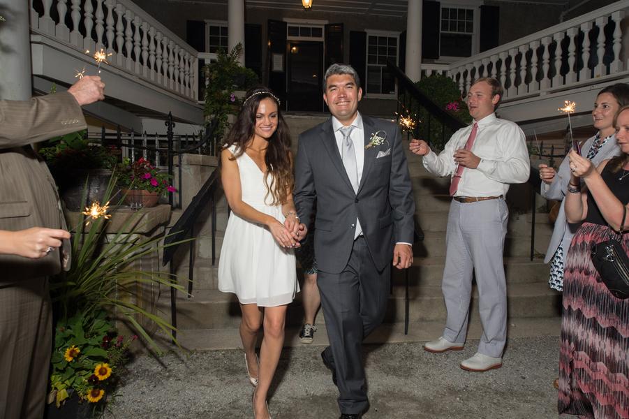 Lea + JJ's Charleston wedding reception at Magnolia Plantation and Gardens