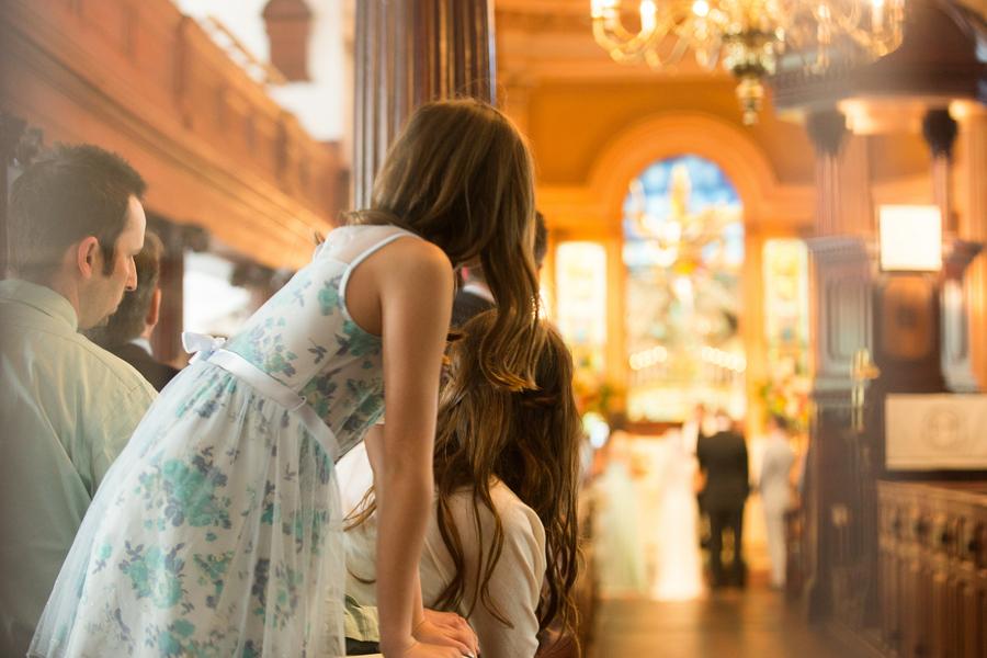 Charleston Wedding at St. Michael's Episcopal Church