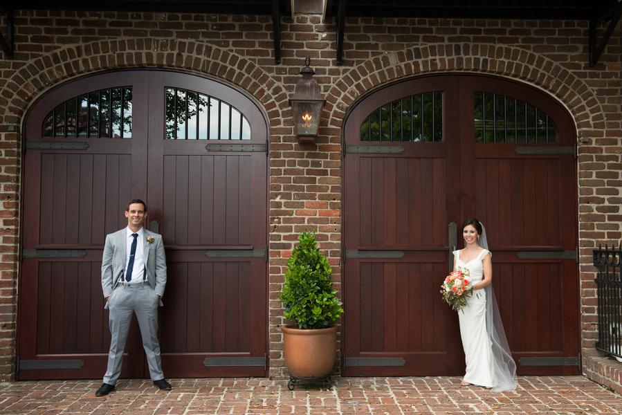 Jason + Kelly's Rice Mill Building Wedding in Charleston, SC