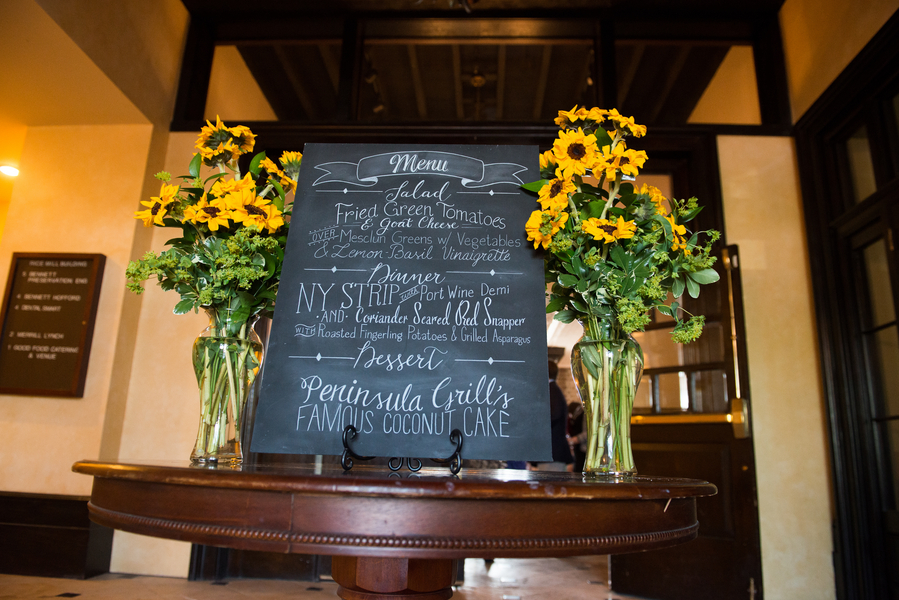Rice Mill Building Wedding by Buckley Events
