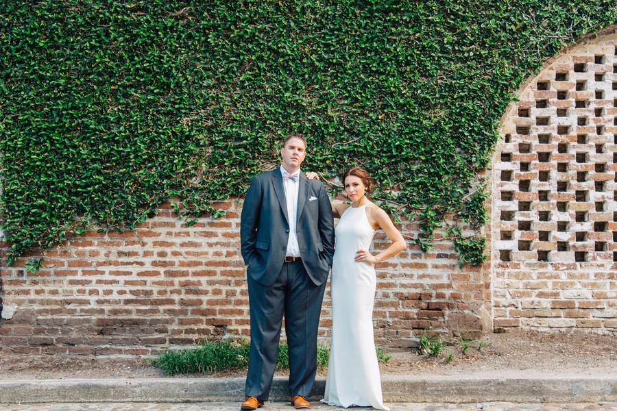 Charleston Wedding Anniversary Shoot at Waterfront Park