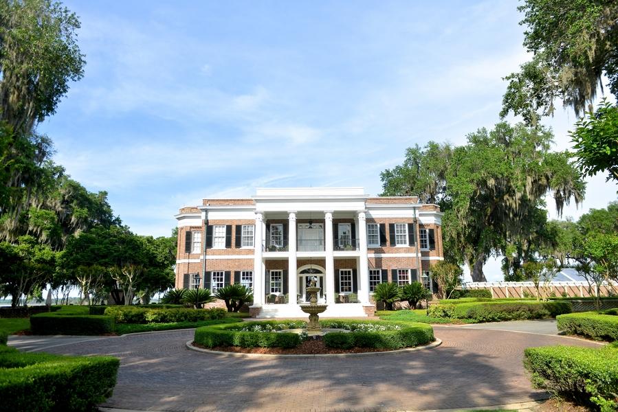 Tori + David's Orange Ford Plantation wedding in Savannah, GA by Donna Von Bruening