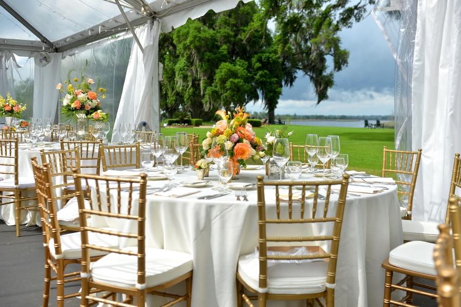 Orange Ford Plantation Wedding By Donna Von Bruening A