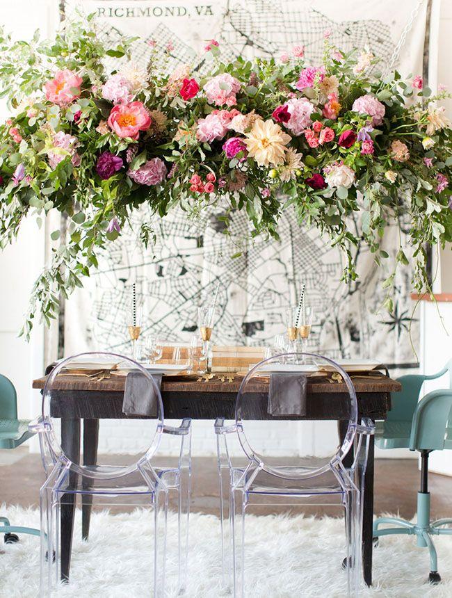 Image by  Amy & Jordan via Green Wedding Shoes