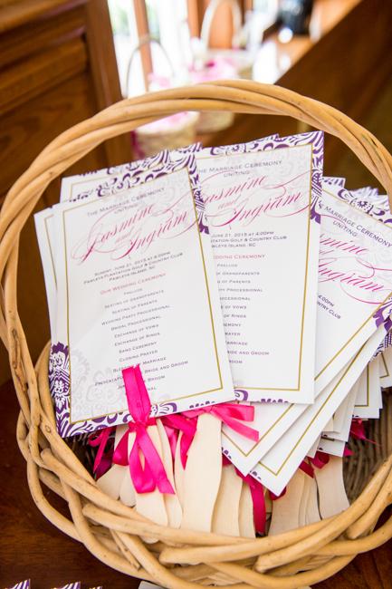 Jasmine + Ingram's Pawleys Plantation Golf & Country Club Wedding by Avila Dawn Events