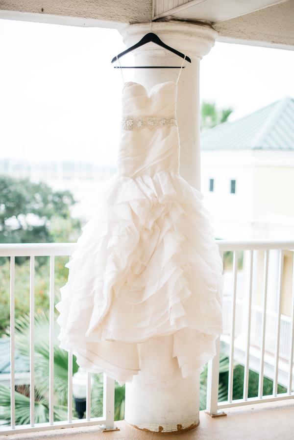 Charleston Elopement - Wedding Dress