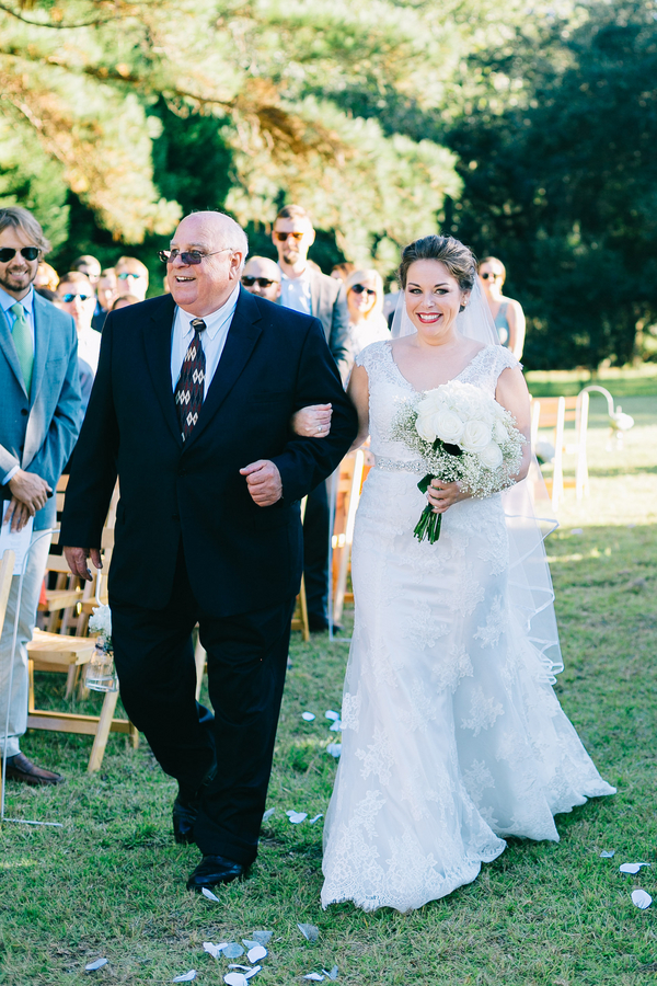 Cassina Point Plantation wedding on Edisto Beach by Catherine Ann Photography