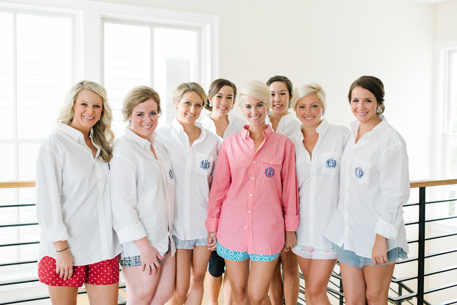 Creek Club at I'On Wedding in Charleston by Britt Croft Photography